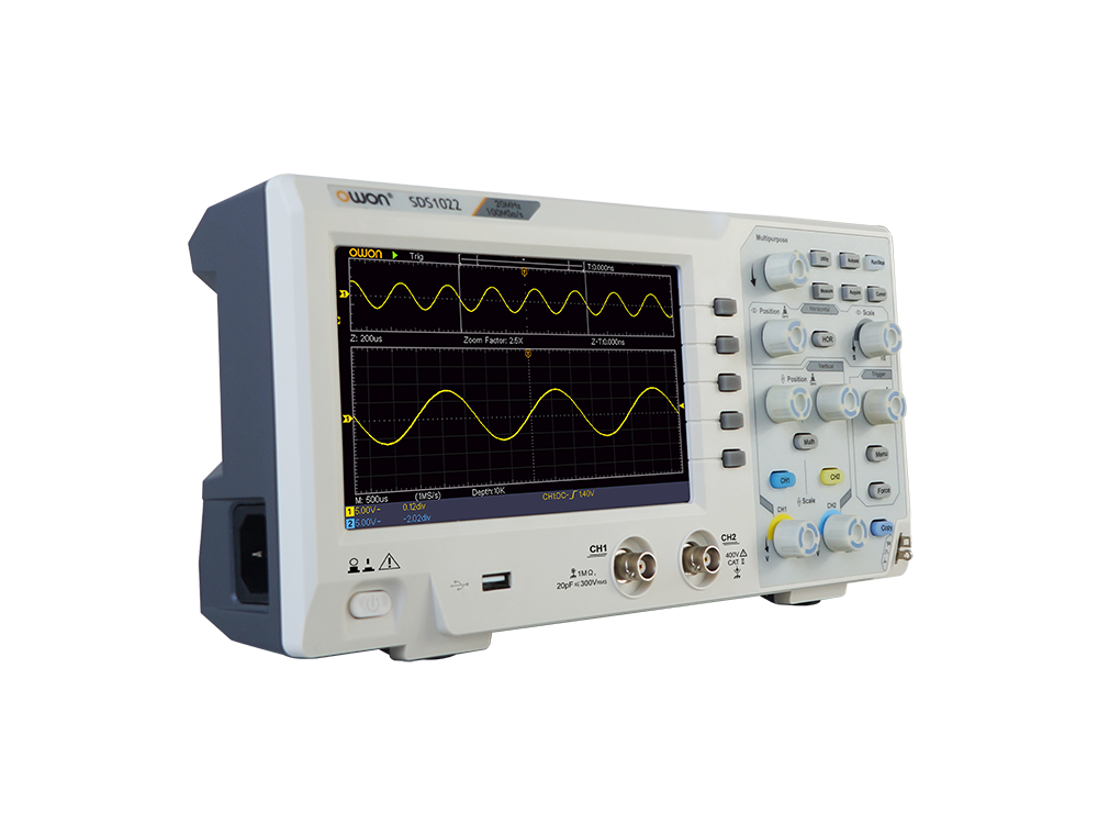 OWON SDS1000 Series Super Economical Type Digital Oscilloscope