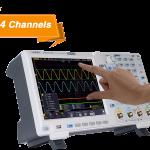 OWON XDS3000-E Series 4CH 8 / 14bit Touchscreen Digital Oscilloscope