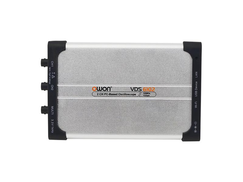 VDS6000 series PC Oscilloscope